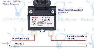 how to wire reset thermal overload protector? Reset Switch Wiring Diagram Reset Switch Wiring Diagram #5 reset button wiring diagram