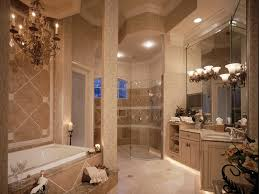 beautiful master bathrooms. Delightful Luxury Master Bathroom Designs With Wooden Cabinet And Beautiful Lamps Decor Bathrooms O