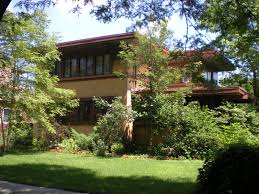 Mansion Monday Exquisite Frank Lloyd Wrightstyle Home Near New Frank Lloyd Wright Style House