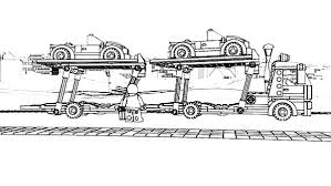 Small Picture Coloring Pages Of Cars And Trucks Apigramcom