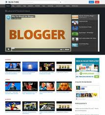 website template video 90 free responsive blogger templates 2018 freshdesignweb
