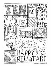 Small Picture 193 best New Year Wishes images on Pinterest Coloring sheets