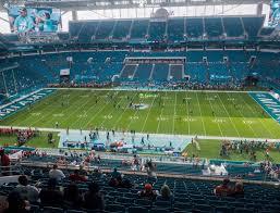 Hard Rock Stadium Section 317 Seat Views Seatgeek