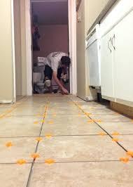 laying kitchen floor tiles cost of fitting kitchen floor tiles