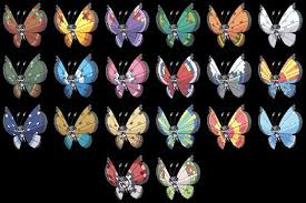 Is Vivillons Pattern Based On Where Scatterbug Is Caught Or