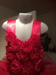 diy flower girl dress or tutu dress a