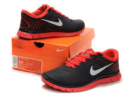nike running shoes for men black and red. nike free 4.0 v2 womens black red running shoes for men and