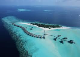 Aerial view, COMO Cocoa Island, Maldive Island
