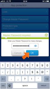 How To Change Your Master Password On Iphone