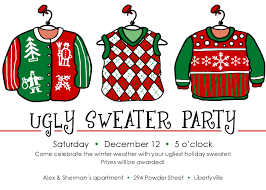 Printable Christmas Flyers 29 Images Of Ugly Sweater Flyer Template Leseriail Com