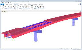 T Girder Bridge Design Example Recent Enhancements Csibridge
