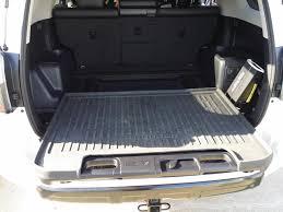 Any Recommendation for Sliding Cargo Deck Liner? - Toyota 4Runner ...