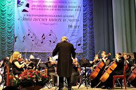 Симфонические фрески» <b>Мурада Кажлаева</b>
