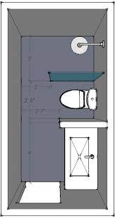 Best Long Narrow Bathroom Ideas On Pinterest Narrow Bathroom