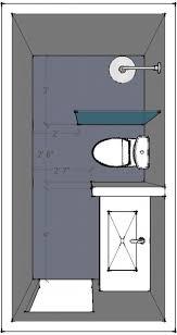 Small Bathroom Floor Plans With Small Bathroom Floor Plans Decor Small Narrow Bathroom Floor Plans