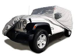 jeep rubicon 4 door. Perfect Door CarsCover Custom Fit 20042018 Jeep Wrangler Unlimited JK 4 Door Sport   Sahara With Rubicon