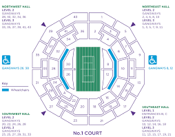 Seating Plans The Championships Wimbledon 2019 Official
