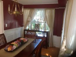 Formal Dining Room Curtains Ideas Dining Room Sets - Dining room curtain designs