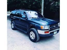 Used Car | Toyota 4Runner Honduras 1998 | VENTA DE 4RUNNERS AÑO 98'
