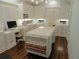 Craft office ideas Sewing Craft Room Traditional Home Office Houston By Collaborative Home Decor Ideas Home Office Craft Room Design Ideas Home Decor Ideas Editorial