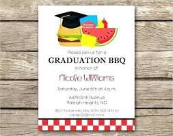 barbecue invitation template free