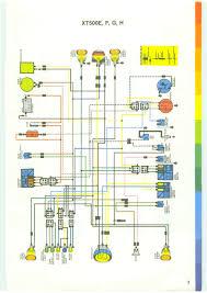 the yamaha xt500 tt500 forum • view topic replacing the yamaha xt500 wiring diagrams page 0 jpg