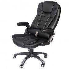 massage chair for desk. ergonomic heated vibrating computer desk office massage chair - for