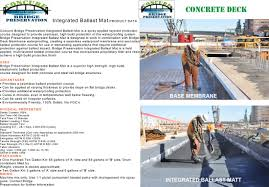 concure concure news technology projects concure concure news technology projects cracks in slabs microbial induce corrosion ballast mat