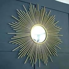 starburst wall mirror starburst mirror large starburst mirror mirrors large gold sunburst wall mirror mirrors target