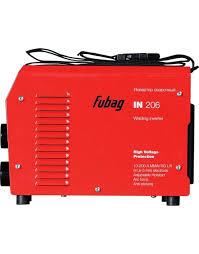<b>Сварочный аппарат Fubag IN</b> 206 (Цвет: Red)