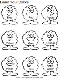 color worksheets for kids.  For Learn Your Colors Worksheet For Kids Free Printable For Preschool Or  Headstart Kids And Color Worksheets Kids R