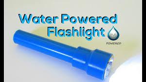 Hydro Light Flashlight Review How To Make A Flashlight That Runs On Water Mental Floss