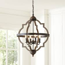 wonderful modern farmhouse pendant lighting for laurel foundry modern farmhouse donna 4 light hall pendant