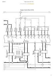 lexus v8 1uzfe wiring diagrams for lexus ls400 1997 model engine engine control part 3 of 5 page 001