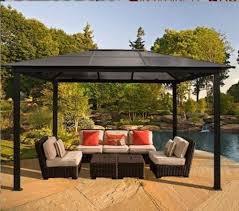 outdoor patio furniture gazebo pergola