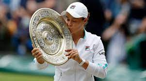 Wimbledon 2021: Barty wins second Grand Slam title after beating Pliskova  in final | Sports News,The Indian Express