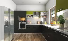 kitchen colors images: balancing natural light with black fabulous kitchen color scheme  balancing natural light with black