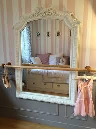 Mirror For Girls Bedroom Diy Ballet Studio In Our Little Girls Roomsuccess Mirrors Were