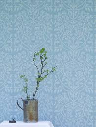 wallpaper rosmery light blue