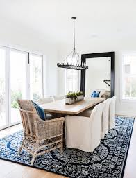 inspired by blue patterned statement rugs living room blue rugs32 rugs