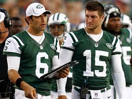 Jets List Both Tebow And Sanchez As 2 Quarterback