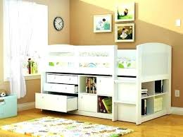 white twin storage bed. Girl Storage Beds Kids With White Twin For . Bed