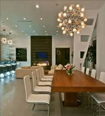 Luxury Modern House In Hollywood Hills Contemporarydiningroom  Houzz