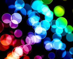 pretty colorful bubbles background wallpaper