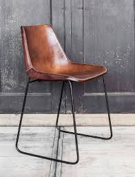 metal dining chairs sale. handgemaakte lederen stoel - hand made buffalo leather dining chair\u2026   classic inspired chairs pinterest chairs, hospitality and contemporary metal sale c