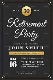 Free Retirement Announcement Flyer Template 003 Retirement Flyer Template Free Party Templates