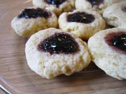 Place on ungreased cookie sheets 1 inch apart. Austrian Jam Cookies Leslie The Foodie