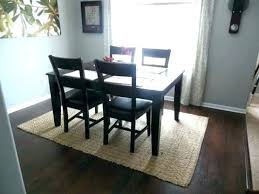 rugs for under dining room table tas okcom best area rug under dining room table should