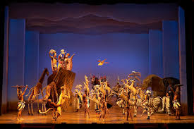 Lion King Stage Design Thoughts From The Lion King Intermission Scenic Design