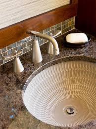 Round undermount bathroom sink Hupehome